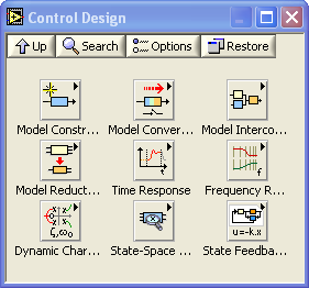 Matlab Control System Toolkit