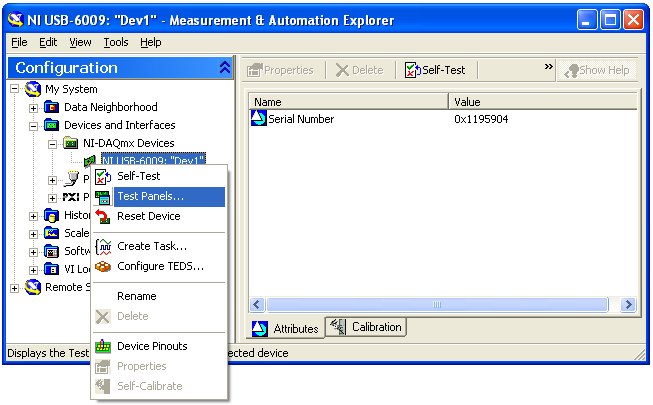 TechTeach: A quick guide to National Instruments USB-6009 and USB
